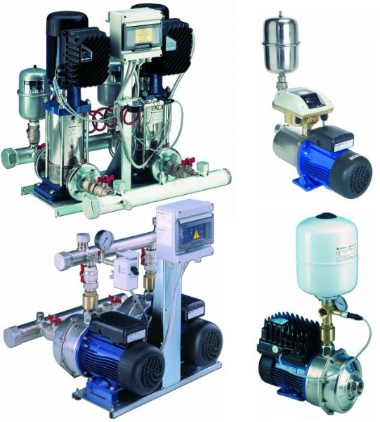 Lowara Variable Speed Pumps